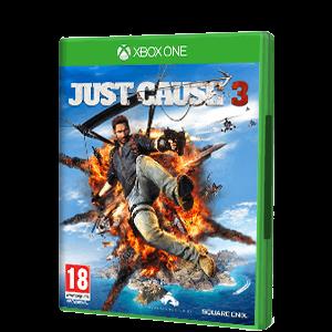 Just Cause 3 Edición Limitada Exclusiva