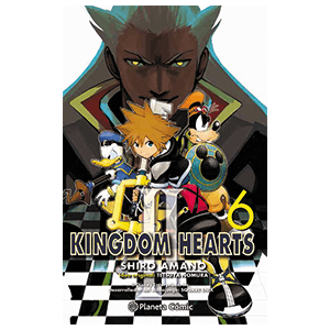 Kingdom Hearts II nº 6