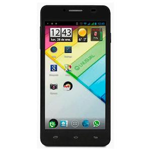 "Smartphone Unusual U50X 5"" IPS Dual Core Libre"