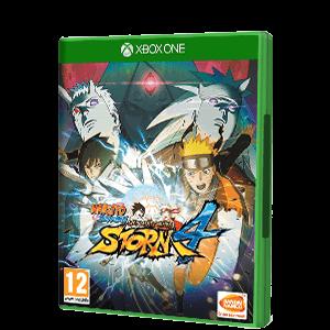 Naruto Shippuden Ultimate Ninja Storm 4