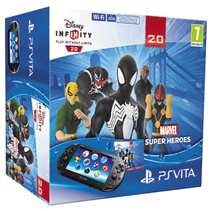 Ps Vita WiFi + Disney Infinity Spiderman
