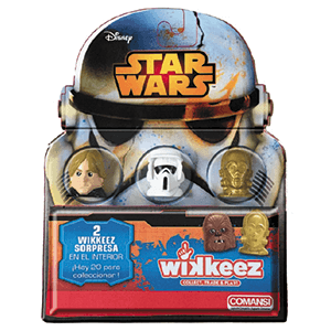 Blister Star Wars Wikkeez