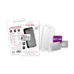 Set de Protección de Pantalla para iPhone 6 Khora
