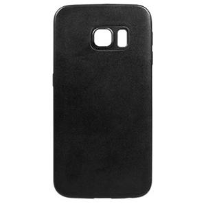 Carcasa Rígida Negra para Galaxy S6 Edge Khora