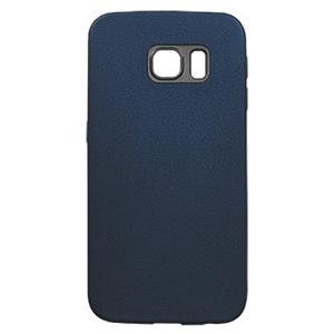 Carcasa Rígida Azul para Galaxy S6 Edge Khora