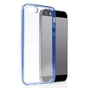Carcasa Azul para iPhone 5-5S Khora