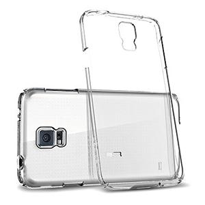 Carcasa Transparente para Galaxy S5 Khora