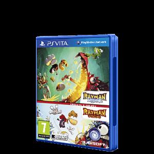 Pack Rayman Legends + Origins
