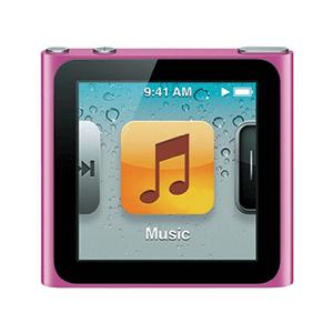 iPod Nano 6ª Gen 8Gb (Rosa)