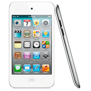 iPod Touch 4ª Gen. 08Gb (Blanco)