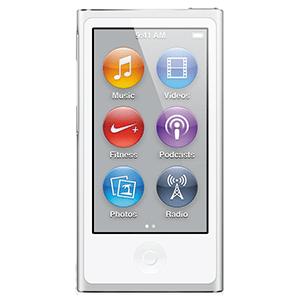 iPod Nano 7ª Gen 16Gb (Plata)
