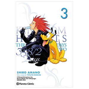 Kingdom Hearts 358/2 Days nº 3