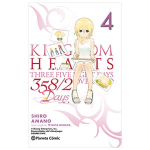 Kingdom Hearts 358/2 Days nº 4