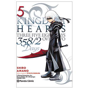 Kingdom Hearts 358-2 Days nº 5