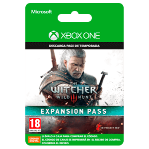 The Witcher 3: Wild Hunt Expansion Pass (XONE)