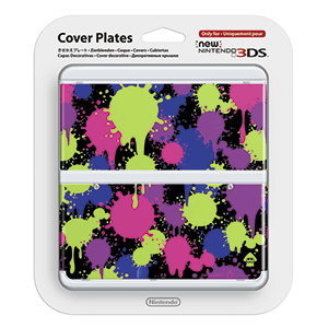 New 3DS Carcasa: Splatoon