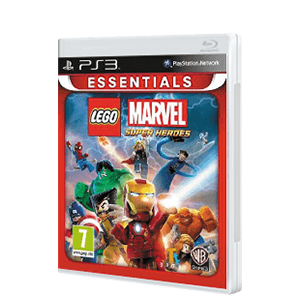 Lego Marvel Superheroes Essentials