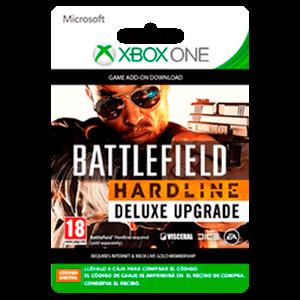x Battlefield: Hardline Deluxe Upgrade(XONE)