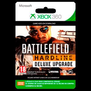 x Battlefield: Hardline Deluxe Upgrade(X360)
