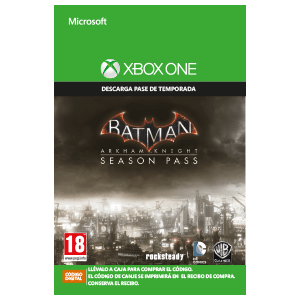 Batman Arkham Knight Season Pass(XONE)