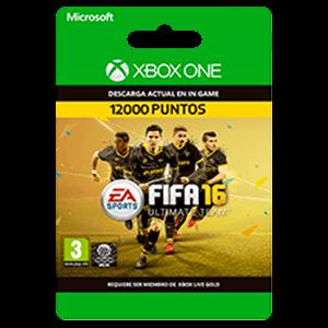 x FIFA 16 12000 FIFA Points XONE