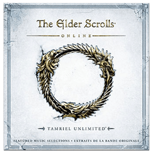 The Elder Scrolls Online : Tamriel Unlimited CD música blanco