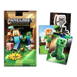 Sobre Trading Cards Minecraft