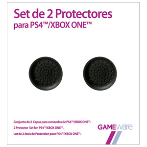 Set de 2 Protectores para PS4/XONE GAMEware