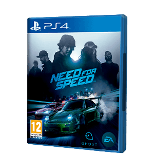 Need For Speed Playstation 4 Game Es