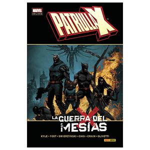 Deluxe. Patrulla X: La Guerra del Mesías