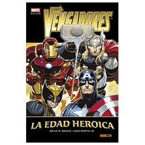 Deluxe. Los Vengadores: La Edad Heróica