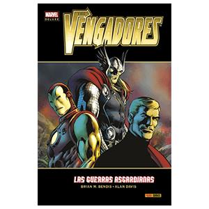 Deluxe. Los Vengadores: Las Guerras Asgardianas