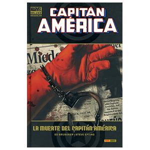 Deluxe. La Muerte del Capitán América