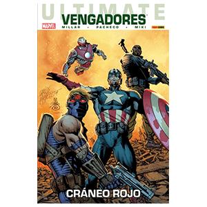Ultimate nº 54. Vengadores: Cráneo Rojo