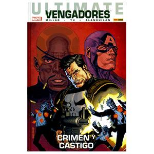 Ultimate nº 56. Vengadores: Crimen y Castigo