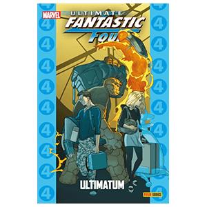 Ultimate nº 78. Cuatro Fantásticos: Ultimatum