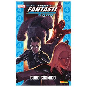 Ultimate nº 76. Cuatro Fantásticos: Cubo Cósmico