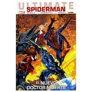 Ultimate nº 60. Spiderman: El Nuevo Doctor Muerte