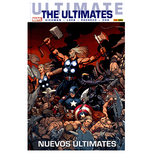 Ultimate nº 61. Ultimates: The New Ultimates