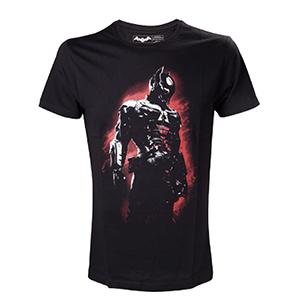 Camiseta Batman Arkham Knight: Arkham Knight Talla M