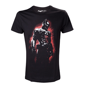 Camiseta Batman Arkham Knight: Arkham Knight Talla S