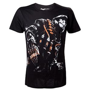 Camiseta Batman Arkham Knight: Espantapajaros Talla L
