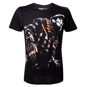 Camiseta Batman Arkham Knight: Espantapajaros Talla XL