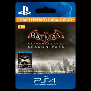 Batman Arkham Knight Pase de Temporada (PS4)
