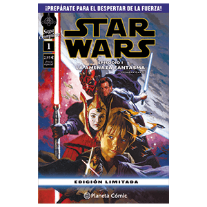 Comic Star Wars: Episodio I (Parte 1)