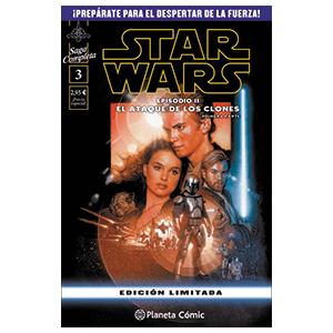 Comic Star Wars: Episodio II (Parte 1)