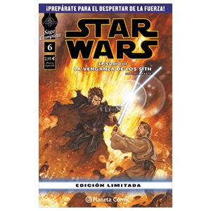 Comic Star Wars: Episodio III (Parte 2)