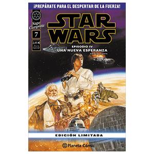 Comic Star Wars: Episodio IV (Parte 1)
