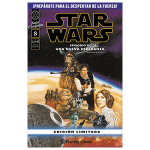 Comic Star Wars: Episodio IV (Parte 2)