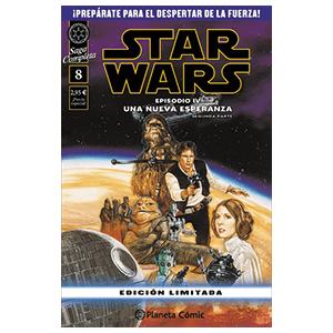 Comic Star Wars: Episodio IV (Parte 2)